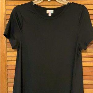 LuLaRoe S Melissa Solid Black